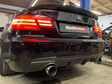 BMW 3 SERIES E92 E93 M PERFORMANCE CARBON FIBRE DIFFUSER