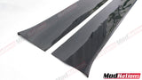 universal-carbon-fibre-side-skirt-extensions-with-winglets