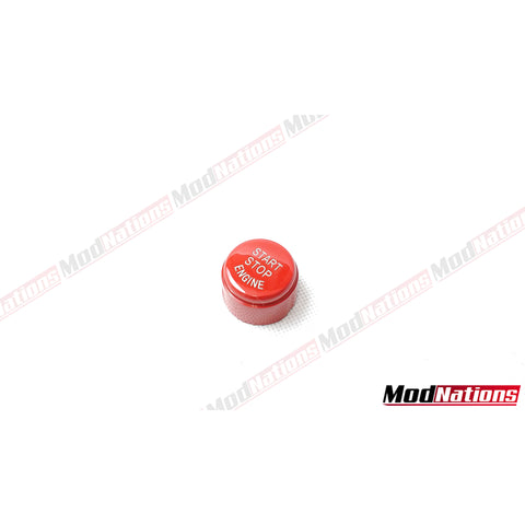 BMW FXX RED STOP START ENGINE BUTTON