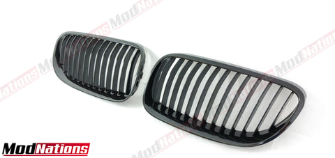 bmw-3-series-e92-e93-lci-gloss-black-front-grilles-single-slat