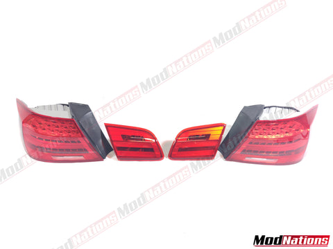 BMW 3 SERIES E92 LCI TAIL LIGHT RETRO-FIT SET (NO CODING NEEDED)