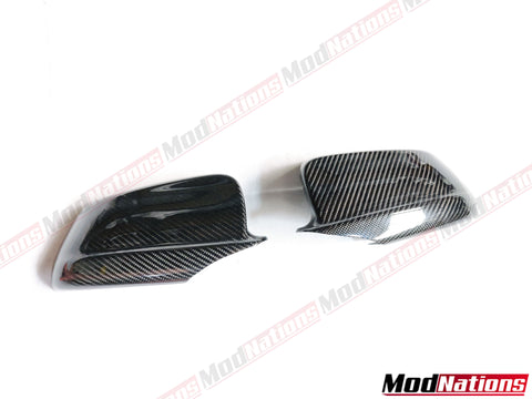 BMW 5 SERIES F10 F11 PRE LCI CARBON MIRROR COVERS