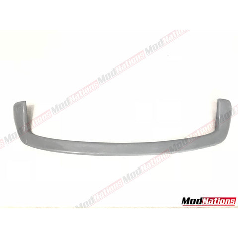 BMW 1 SERIES F20/F21 AC STYLE REAR TRUNK LIP SPOILER (FIBREGLASS) 2012+