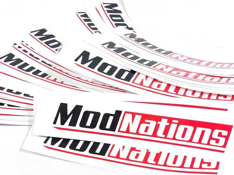 ModNations Sticker