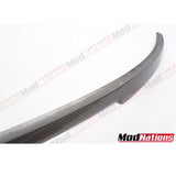 BMW 3 SERIES GT F34 V TYPE CARBON SPOILER 2013+