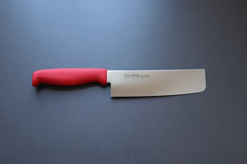 Tojiro colour series nakiri 165mm - The Cook's Edge