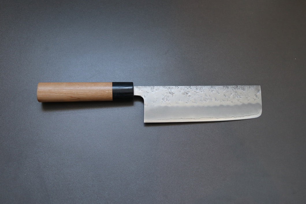 Haruyuki Kokuto G3 nakiri 165mm - The Cook's Edge