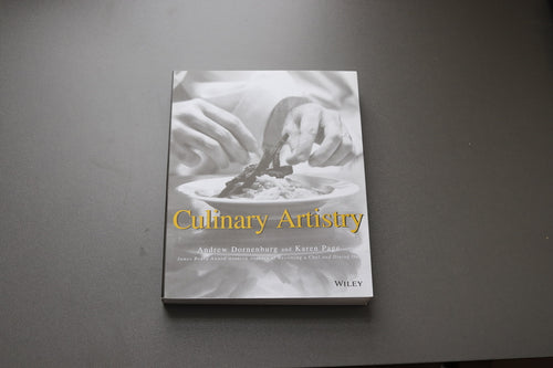Culinary Artistry - The Cook's Edge