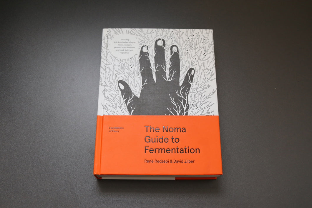 The Noma Guide to Fermentation - The Cook's Edge