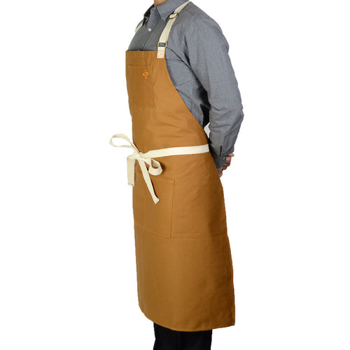 Boldric Canvas Apron - The Cook's Edge