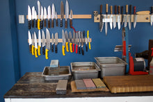 Load image into Gallery viewer, Western large chef knife sharpening - The Cook's Edge