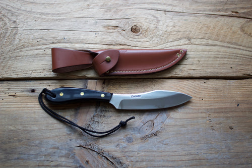 Grohmann DH Russell survival knife - The Cook's Edge