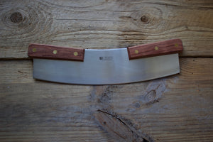 R.Murphy Pizza rocker knife - The Cook's Edge