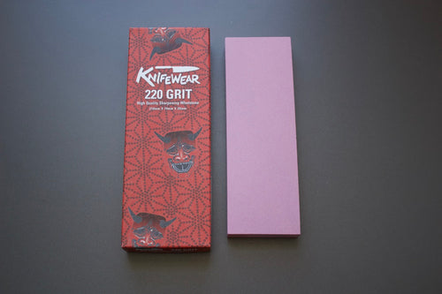 Knifewear water stone 220 grit - The Cook's Edge
