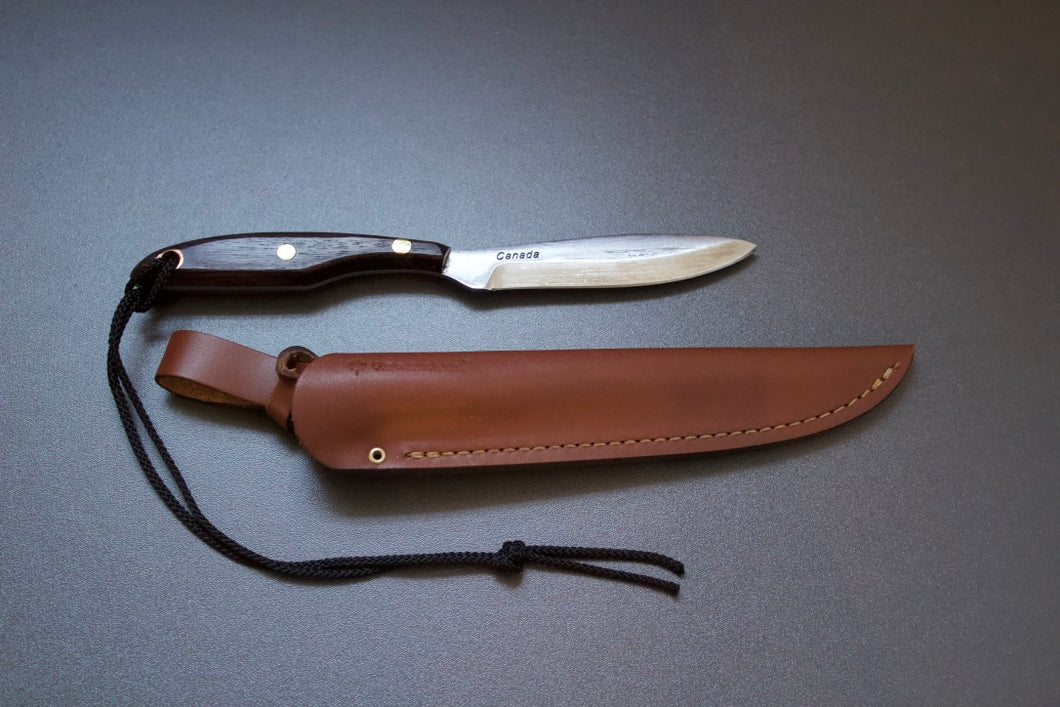 Grohmann Trout & Bird knife - The Cook's Edge