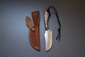 Grohmann flat grind mini skinner - The Cook's Edge