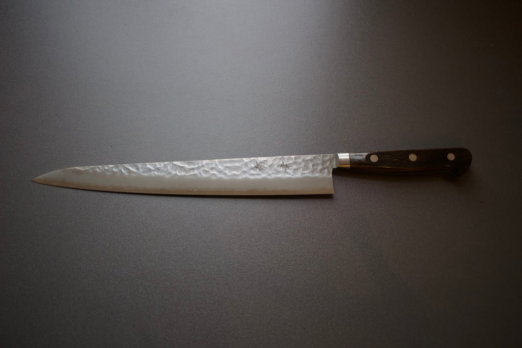 Haruyuki Mugi Sujihiki 270mm - The Cook's Edge