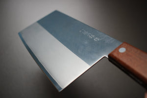 Tojiro Chinese cleaver 225mm (thin) - The Cook's Edge