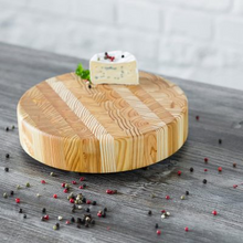Load image into Gallery viewer, Round Cheese Board - The Cook's Edge