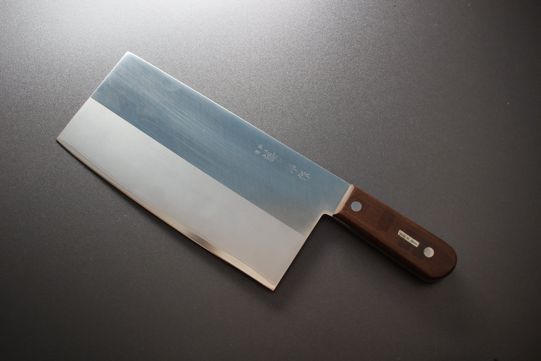 Tojiro Chinese cleaver 225mm (thick) - The Cook's Edge