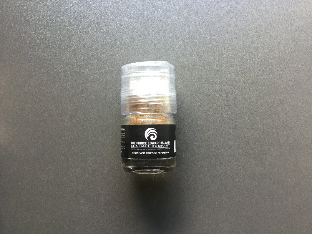 Receiver Coffee Infusion Sea Salt - The Cook's Edge