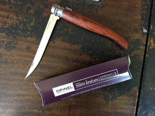 Opinel Slim Knives - The Cook's Edge
