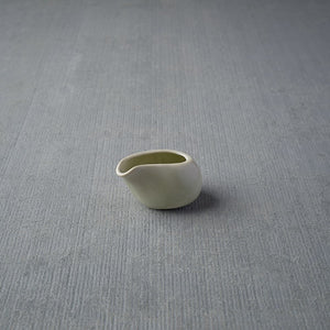 "4"" Jade 3oz Creamer - The Cook's Edge"