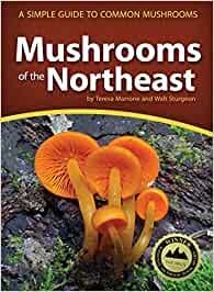 Opinel Mushroom Knife & Mushrooms Of The Northeast Guide Book