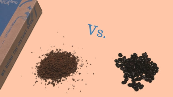 Coffee 101: Instant Coffee vs. Brewed Coffee