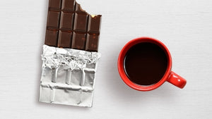 coffee and chocolate together pairing