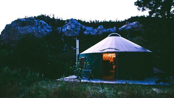 Glamping - Where Nature Meets Luxury