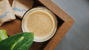 Horchata with instant coffee Milk Recipes