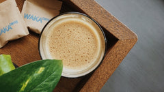 Instant Iced Horchata Coffee Recipe