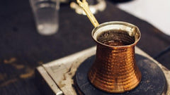 Coffee in Turkey and How to Make Traditional Turkish Coffee