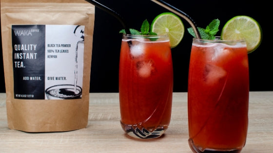 Summer Iced Instant Tea Punch Recipe