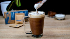 Make a Café Mocha at Home Without an Espresso Machine
