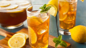 how to make the best iced tea powder