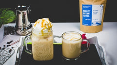 Hot and Cold Instant Caramel Macchiato Recipes