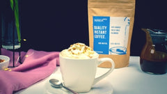Maple Pecan Flavored Instant Latte Recipe