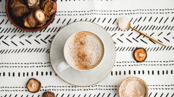 Should You Add Mushrooms to Your Instant Coffee?