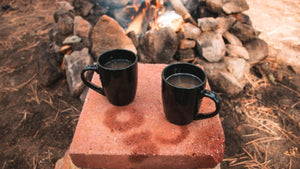 what to bring on a camping trip and what coffee