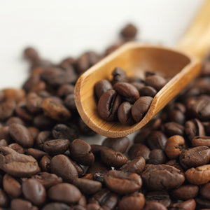 dark roast coffee caffeine