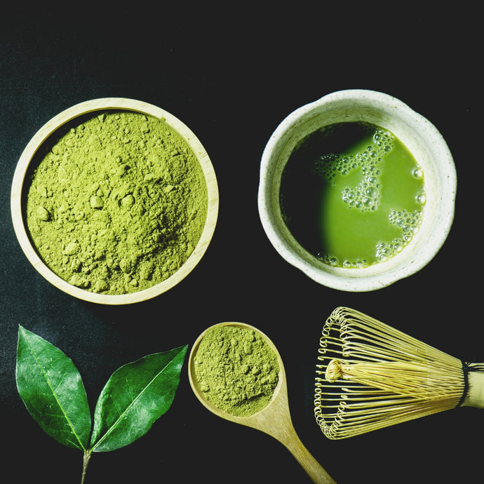 Coffeepedia: What is Matcha Tea?