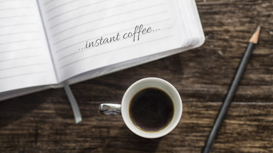 How to Know if You Need to Switch to Instant Coffee