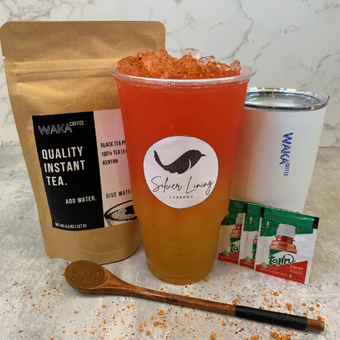 Ingredients-for-Mexican-Sunset-Loaded-Tea