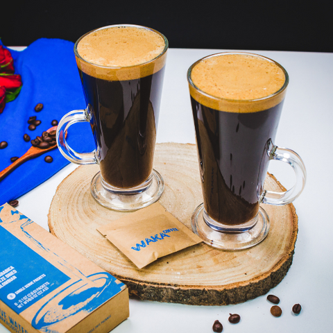Frothed-and-spiced-instant-coffee-recipe