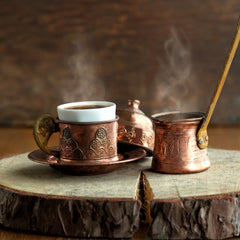 tips for making unfiltered coffee like turkish coffee