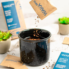 can i use ground coffee as instant coffee