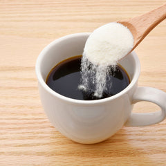 should you mix coffee with collagen