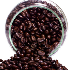manufacturers started adding oils from fresh coffee beans as an afterthought to capture the aroma of the original coffee.